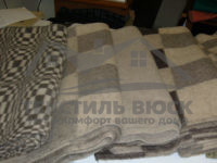 Одеяло Полушерсть