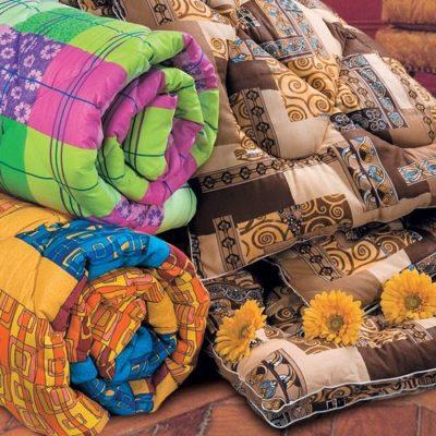 Одеяла. Подушки. Матрасы